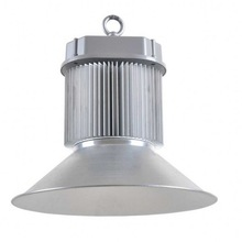 oval shape 120w industrial led light good cooling effect