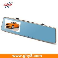 Full 1080p 4.3inch Car DVR Separate External Car DVR Camera