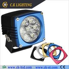 ip68 led driving light 4x4 vehicles 4wd racing buggy car light