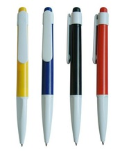 2014 plastic cheap pens with good quality