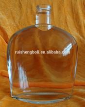 Wholesale 750 Ml Crystal Glass Bottles For Whisky