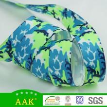 #5 Colorful printing tape matt waterproof zipper long chain