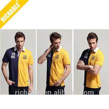 2014 most fashionable men popular uniforms polo t shirt