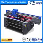 High efficiency inkjet flatbed printer