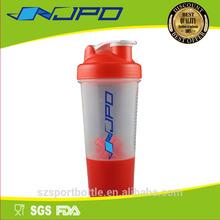 Customized CE / EU,CIQ,EEC,FDA,LFGB Certification and Plastic Type Football Cocktail Shaker