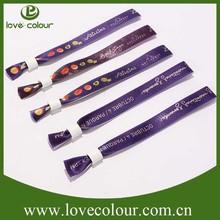 High Quality Handicraft manufacturer Cheap Pringing Custom wristbands