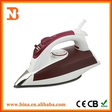 Teflon Coating Vertical/Burst Steam Iron