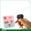 Fs02 lazer usb 2d barkod okuyucu, kablosuz bluetooth qr kodunu parmak tarayıcı