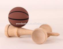 Wholesale 2015 High Quality Kendama With Basketball Tama