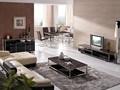 Modern tv gabinete/madeira tv stands com tampo de mármore/tv stand com 2 gavetas 3022#