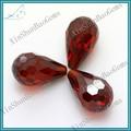 sintético de lágrima corte semi preciosas piedras preciosas ruby imágenes