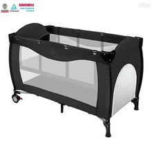 Bed, luxury baby travel cot, portable baby sleeping bed