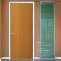 alumínio vidro da porta e da janela para o escritório