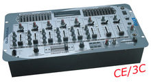 DJ-246A USB SD Professional Cheap CE Certificated DJ Sound Systerm Mixing Table