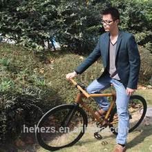 Classic bamboo OEM race bike