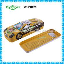 Car Metal Tin Pencil Case