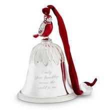 2015 Cardinal Annual Bell Ornament
