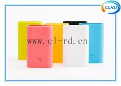 2014 Hot sale xiaomi power bank silicon case