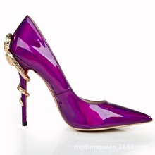 CATWALK-S110273-7 ladies shoes 2015 global selling latest design lady shoes/italian women shoe factory/upper leather+ rubber