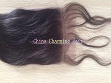 100% unprocessed virgin malaysian body wave silk base closure fast shipping on hot sales!!