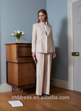 cheap custom tailored office suit,gentle ladies office uniform