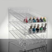 De alta- calidad de acrílico personalizado esmalte de uñas opi organizador