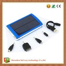Mobile Phone Universal Solar Charging Power/Solar Panel Power Bank