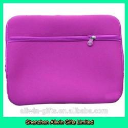 "High quality 12"" laptop waterproof neoprene sleeve case"