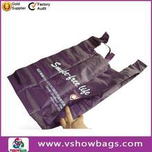 polyester foldable shopping bag guangzhou shopping bag supplier