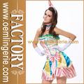 multi colori caramella costumi in maschera costumi di carnevale brasile w418607