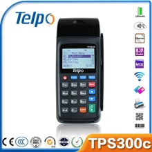Telepower TPS300C Handheld Airtime Recharge Bill Payment POS with Thermal Printer