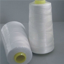 100% Spun Polyester 1.2D*38mm Yarn Sewing Thread 80S/3 3000Y for High Quality T-shirts