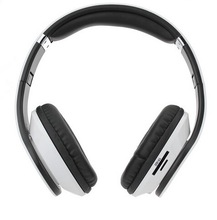 Headband Headphones BQ-968 Wireless Folding Bluetooth Stereo Headphone Earphone Headset FM TF SD Card Slot LCD Display