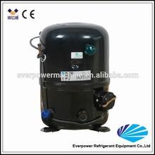 1 HP tecumseh piston refrigerator compressor R-22 refrigerant