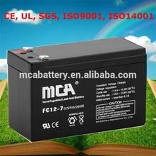 Good Quality Battery 12V 7Ah Price 12V 7Ah 20Hr Battery 12V 7Ah UPS Battery