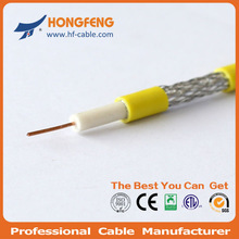 50 ohm coaxial cable with CE/ROHS/UL/ISO Approved