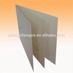 Hot Sale Industrial Grade White PVC Sheet for Photo Album