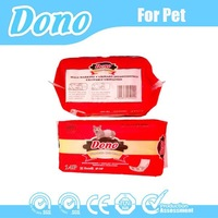 DONO Disposable Pet diaper for Male exported to Japan