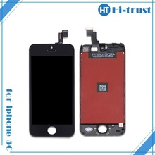 Factory Directly Lowest Price Free DHL Shipping and 6 Months Warranty high quality Fast Delivery LCD for iphone 5c white