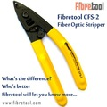 Cfs-2 de fibra óptica stripper/de fibra óptica stripper herramienta