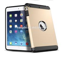 Built In Heavy-Duty case for iPad mini 3, advanced dual layers hybrid case for iPad mini 3, full protection case for iPad mini 3