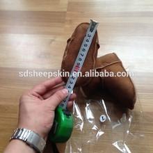 100% Pure Sheepskin Genuine Sheepskin Australia Winter Boots For Little Baby