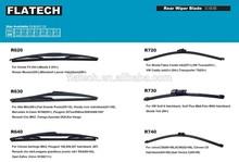 car accessory wiper blade , flat rear wiper blade