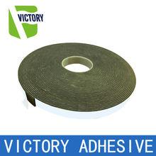 acrylic foam tape grey white black clear foam red poly film liner