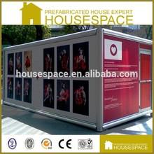 Prefabricated Fireproof Demountable Recycled Paint Steel House Siding
