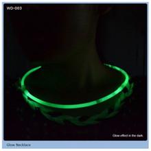 wedding favor new led flashing necklace