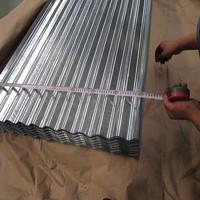 Steel Roofing Exporter Galvanized/Galvalume Metal Roof Sheet