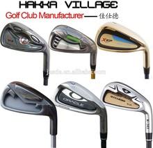 Cavity Golf Iron Set , Casting Golf Iron club