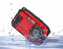 WC00001 waterproof camera 16mp shockproof LCD CMOS digital camera