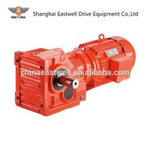 EWK series helical gearbox